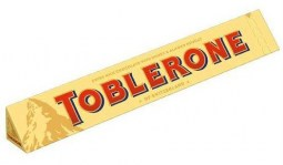Chocolate TOBLERONE  R$ 15,99